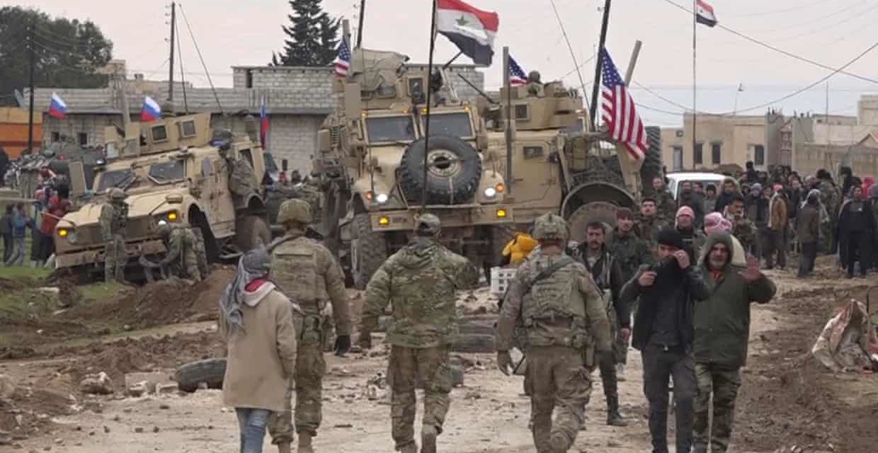 UPDATED: 7 US Troops Injured in Clash With Russians in Northeast Syria