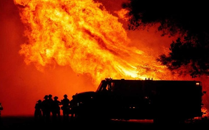 EA on Times Radio: Wildfires and the Biden-Democrat Response to Trump's Scorched-Earth Politics