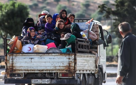 "UN Security Council Warned About Syria's Humanitarian Situation; Assad Regime Shouts ""Terrorism"""