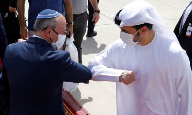 EA on TRT World: Politics and Poses — The Israel-UAE-Bahrain Accords