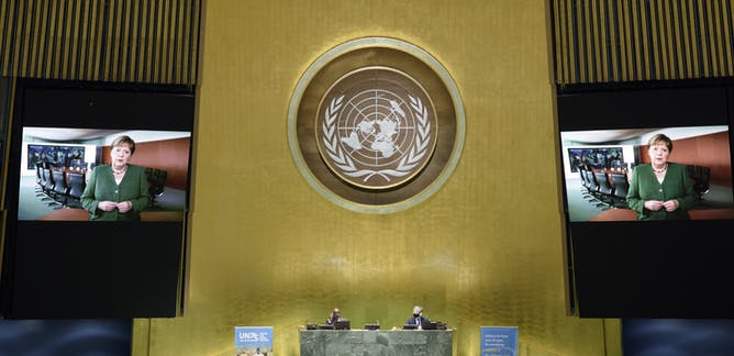 Why Virtual UN Meetings Make Diplomacy Difficult
