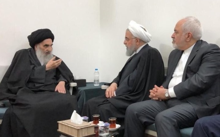 Supreme Leader's Camp Apologizes After Criticizing Iraq's Grand Ayatollah Sistani