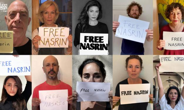 UPDATED: Political Prisoner Sotoudeh's Health Deteriorating on Hunger Strike