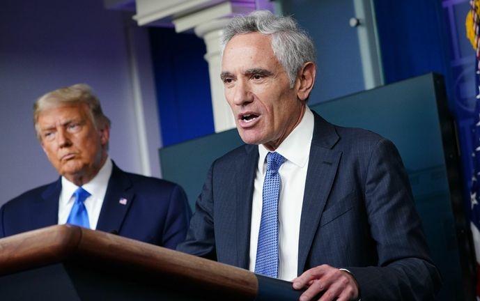 "TrumpWatch, Day 1,348: Coronavirus — Fauci Says Trump Getting ""Incorrect Information"""