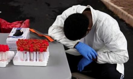 "TrumpWatch, Day 1,342: Coronavirus Deaths Pass 200,000 — Trump Says ""It's A Shame"""