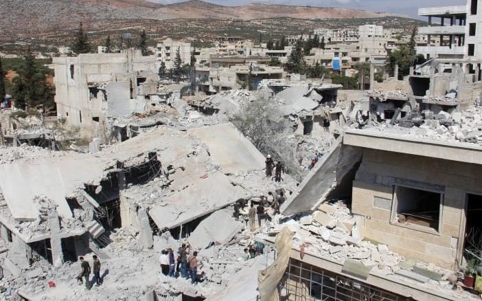 US Imposes More Sanctions on Assad Regime