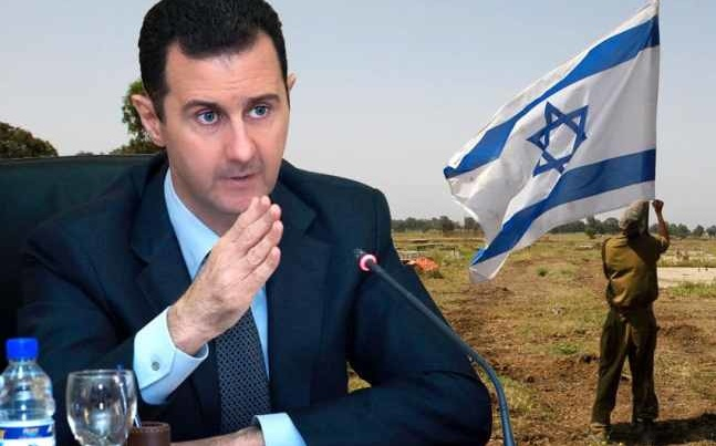 Assad: I'll Consider Normalizing Relations with Israel