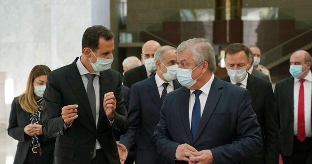 Russia to Assad: Let's Host An International Conference on Syria's Refugees