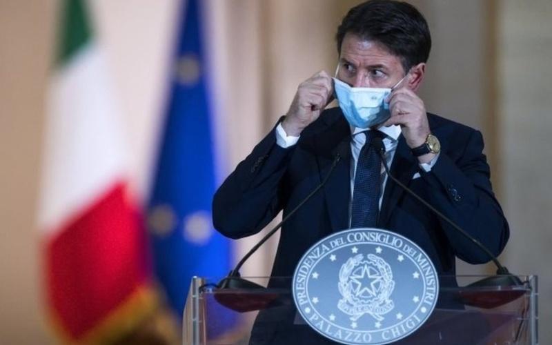 Has Coronavirus Taken The Shine Off Italy's Prime Minister Conte?