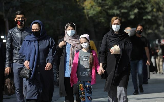 UPDATED: Coronavirus — New Record for Iran Deaths as Government Implements Mask Mandate