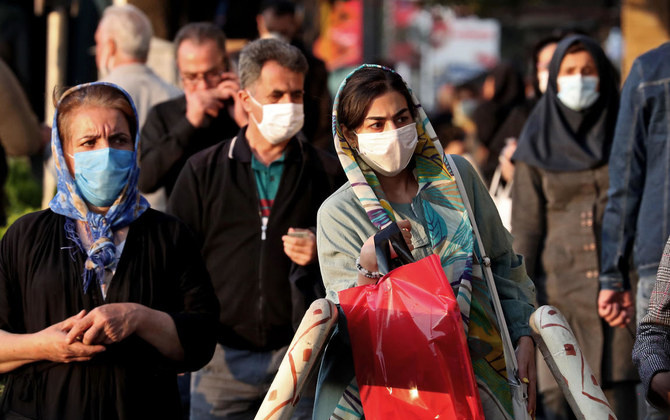UPDATED: New Iran Records for Coronavirus Cases and Deaths