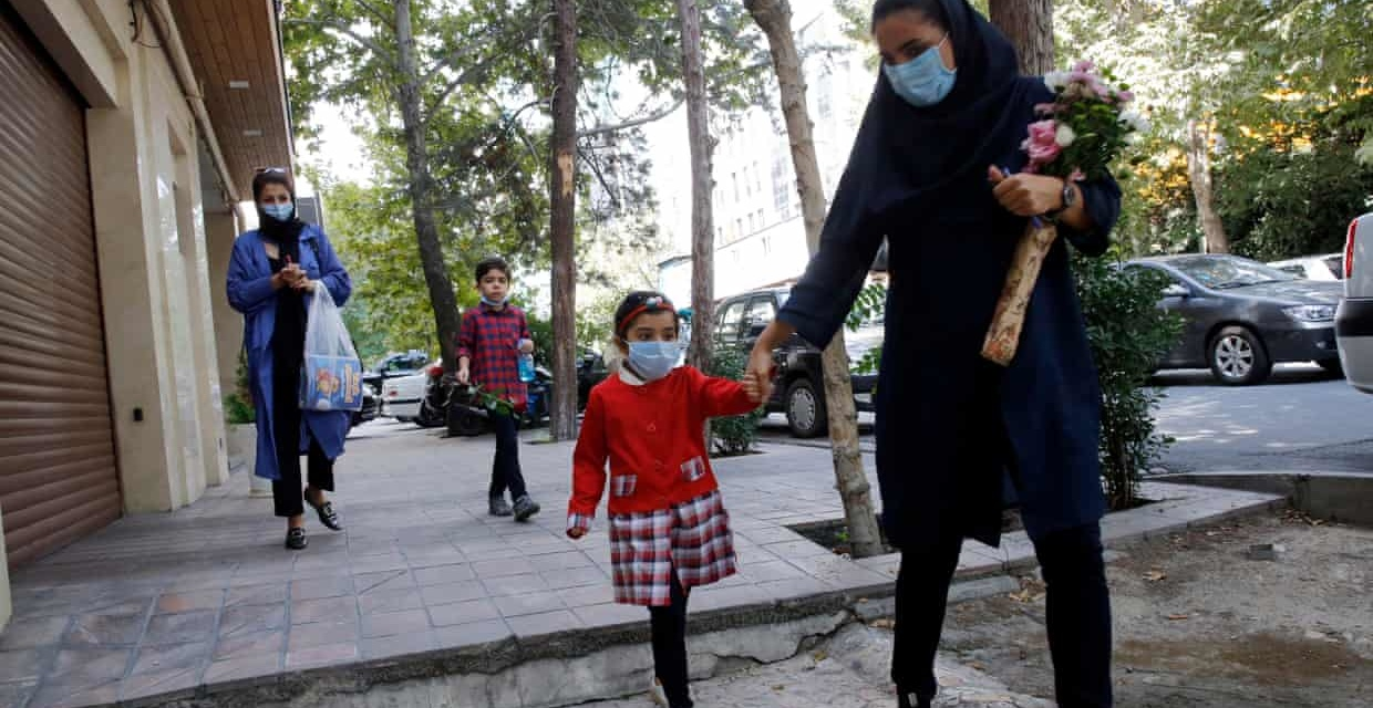 35% of Tehran's Hospital Beds Filled With Coronavirus Patients