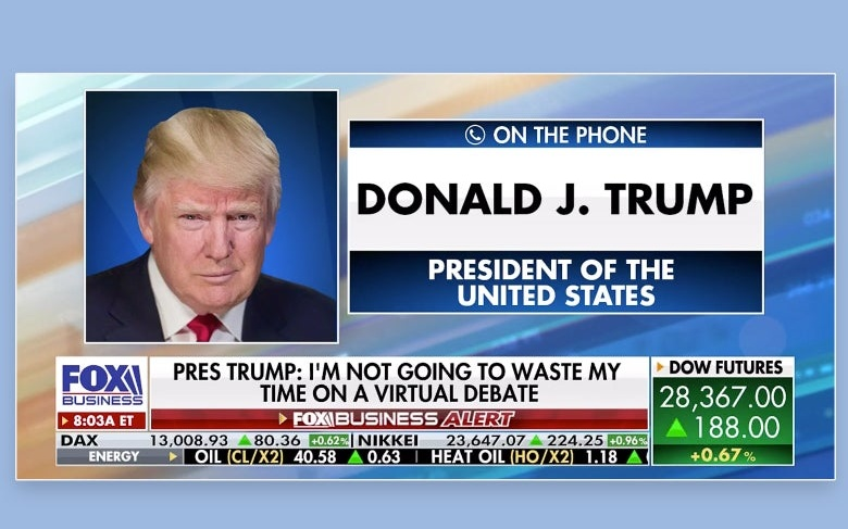 TrumpWatch, Day 1,358: Sick Trump to Attorney General — Prosecute Biden and Obama