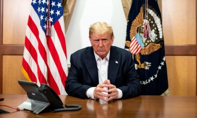 EA on CBC: Trump, the Coronavirus Drive-By, and Confusion/Deception