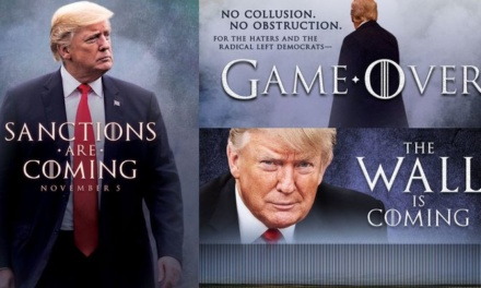 Trump, Game of Thrones, and the Failure of the Macho Man in A Time of Covid-19