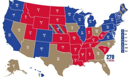 Essential Guide to Biden v. Trump: The 13 Swing States That Will Decide the US Presidential Election