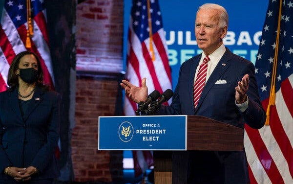 """Biden: """"More People May Die"""" If Trump Continues to Block Transition"""