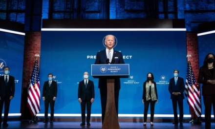 """America is Back"": Biden Introduces Top Foreign Policy Officials"