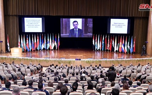 Russia and Assad Stage Their Conference on Syria's Refugees