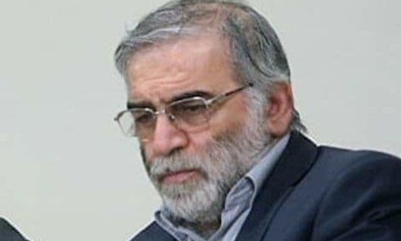 UPDATED: Iran's Top Nuclear Scientist Assassinated