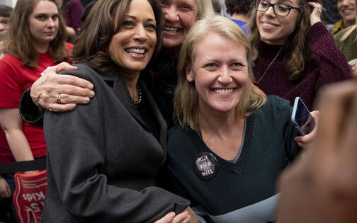 EA on Voice of Islam: Kamala Harris and the Future of Women's Leadership
