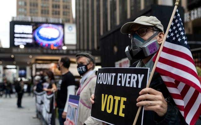 UCD Webinar: Is This the Most Important US Election Ever?