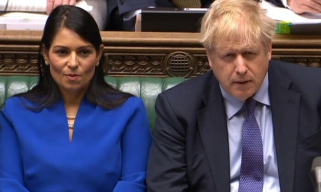 """Priti Patel, Bullying, and """"Arrogance Over Competence"""""""