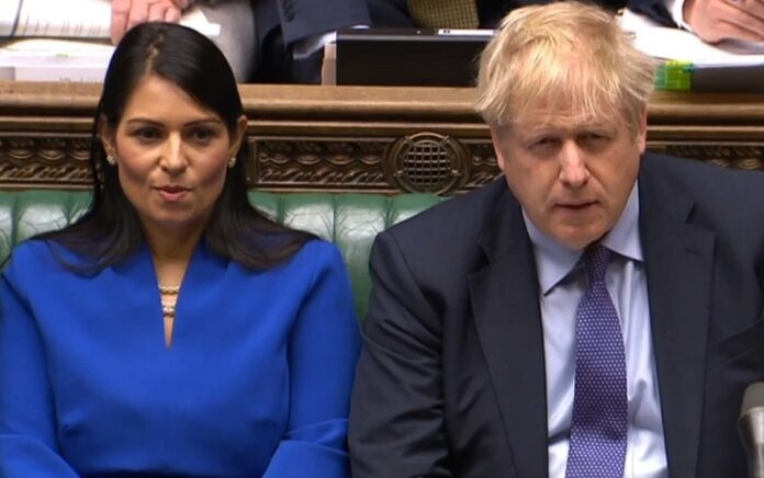 "Priti Patel, Bullying, and ""Arrogance Over Competence"""