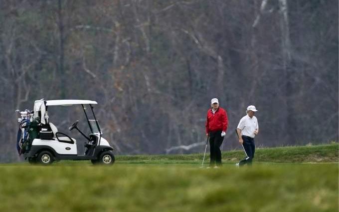 UPDATED: Coronavirus — Trump Skips G20 Summit to Play Golf