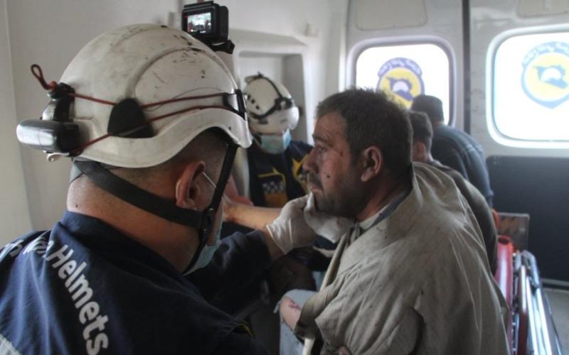 7 Killed in Bombings in Northwest Syria