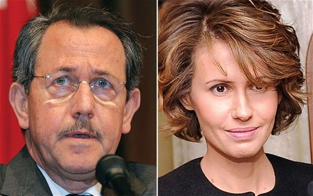 US Sanctions Syria's Central Bank, Top Regime Official, and Asma al-Assad and Her Family