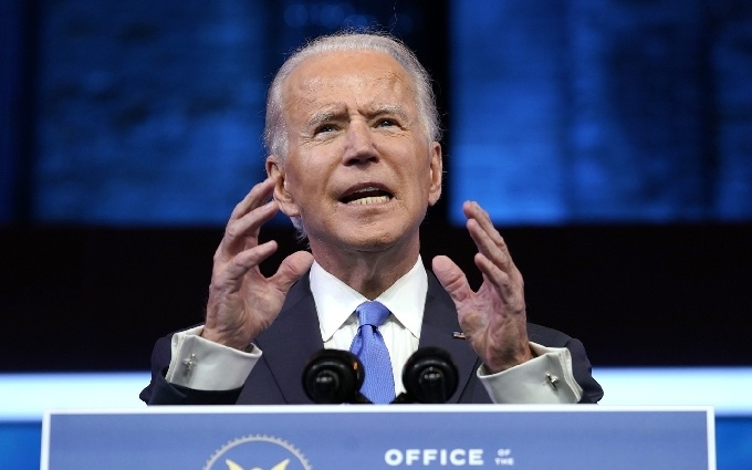 """""""Time to Turn the Page"""": Electoral College Confirms President-Elect Biden"""