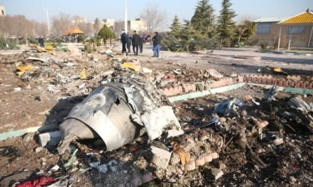 UPDATED: Iran Officials Avoid Blame of Revolutionary Guards Over Ukraine Jet Shootdown