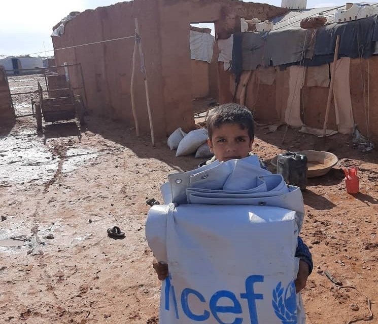 Clinging to Hope Amid Exploitation: The Aid Crisis for 13,000 in Syria's Rukban Camp