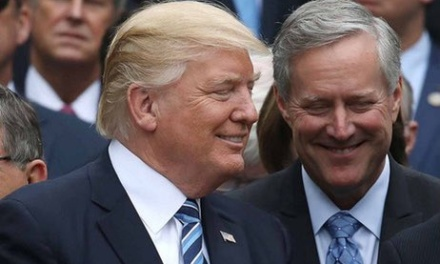 UPDATE: Trump and Chief of Staff Meadows Pressured Justice Department to Overturn Election