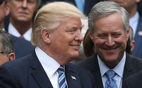 Trump and Chief of Staff Meadows Pressured Justice Department to Overturn Election