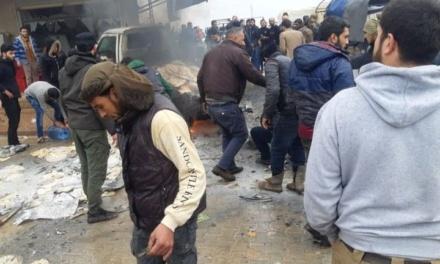 1 Killed, 6 Injured in Latest Car Bombing Near Azaz in Northwest Syria