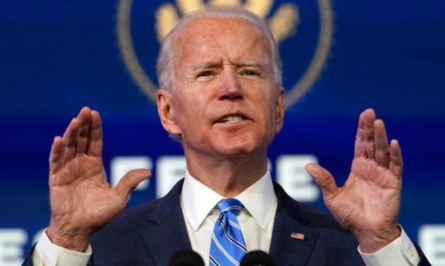 "Biden's $1.9 Trillion ""American Rescue Plan"" for Coronavirus and Economy"