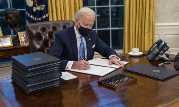 Biden Acts on Coronavirus, Immigration, Climate Change, and Diversity