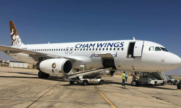 UN Used Sanctioned Syrian Airline for Aid to Libya