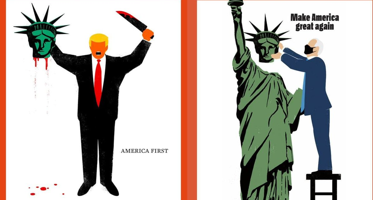 """""""America Is Back"""": The Risky Illusion of the """"Normal"""""""