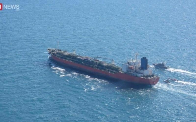 Amid Nuclear Talks, Iran Releases South Korean Tanker
