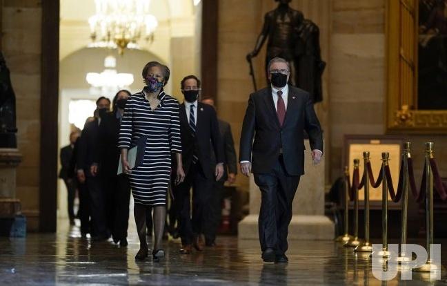 House Delivers Trump Impeachment Article to Senate