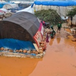 Flooding Threatens Displaced Civilians in Northwest Syria