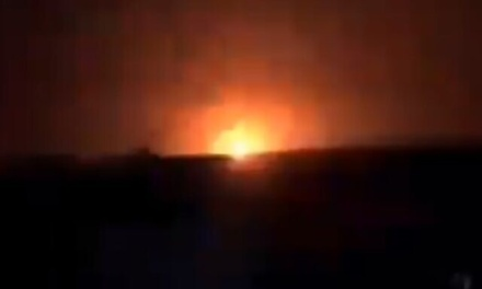 Israel Strikes Iranian Positions in East Syria — Reports of 57 Killed