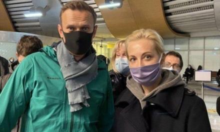 EA on BBC: Start the Week — UK Coronavirus Info v. Disinfo, Navalny's Arrest, Biden's Big Plans
