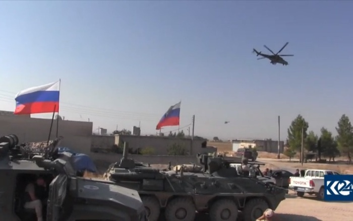 Russian Base Struck by Car Bomb in Northern Syria