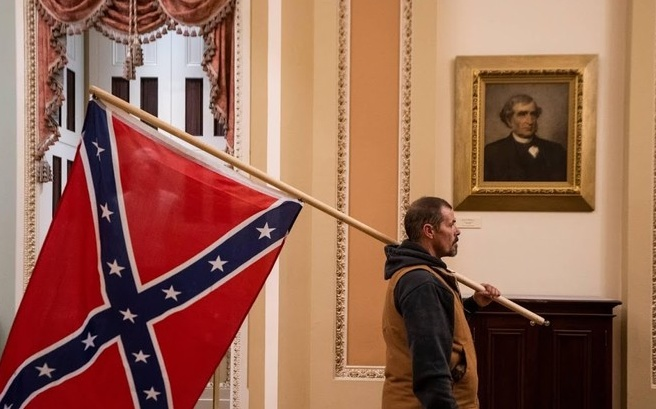 """Domestic Terrorism"": Biden Condemns Capitol Attack; Trump Backs Down Amid Calls for Removal"