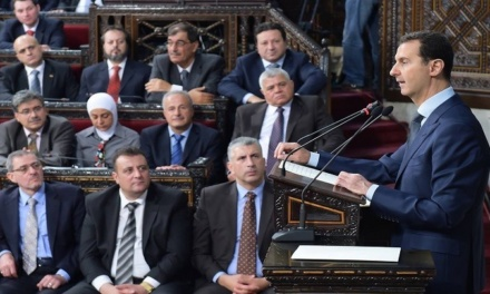 How Assad Regime Tightened Syria's One-Party Rule