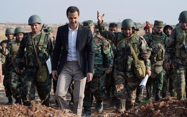 Assad Regime Hands Out Public Sector Jobs to Its Troops